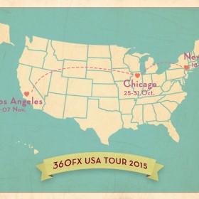 360fx tour usa 2015